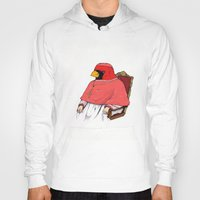 cardinal Hoodies featuring Cardinal by Jacob Waites