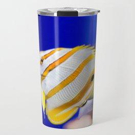 Butterfly fish Travel Mug