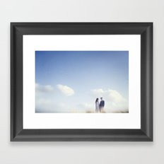 Before the Flight Framed Art Print