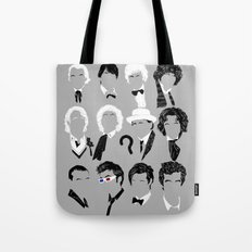 Twelve Doctors Tote Bag
