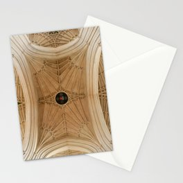 Abbey Ceiling Stationery Cards