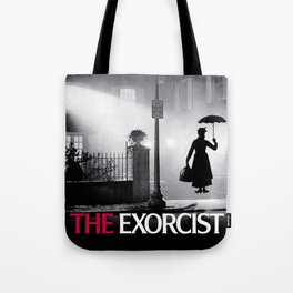 Mary Poppins in the Exorcist Tote Bag