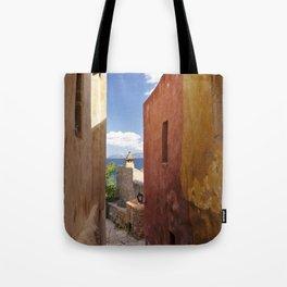 Ancient Street Tote Bag