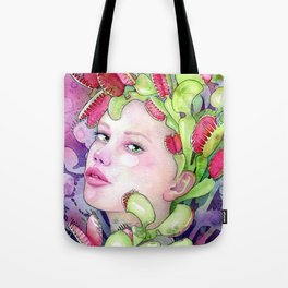 Under the Gaze of Venus Tote Bag