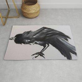 A Crow Rug