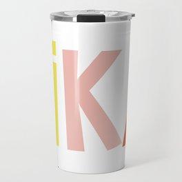 fika Travel Mug