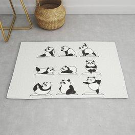 Panda Yoga Rug