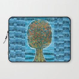 Tree and Birds Laptop Sleeve