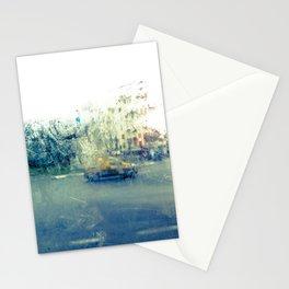 A través del cristal (color version) Stationery Cards
