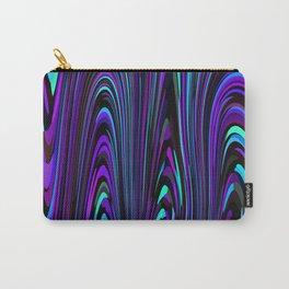 Jewel Tone Swirl Carry-All Pouch