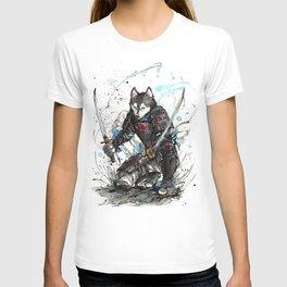 Year of the Dog...Samurai! T-shirt