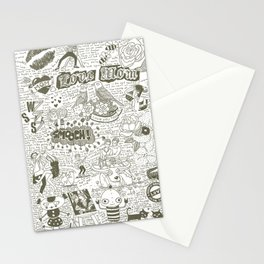 Love Stories Stationery Cards