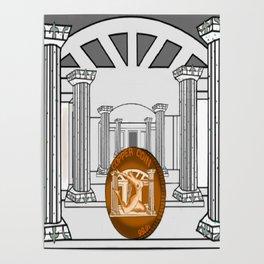 Necropolis Coin Copper 3 Poster
