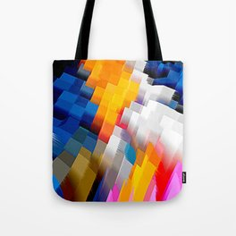 Extrusion II Tote Bag