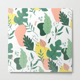 Summer Breath--Colorful World--Nature Series  Metal Print