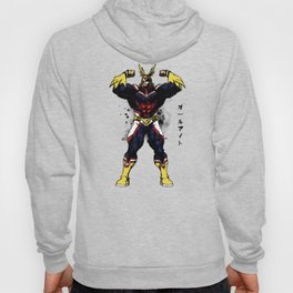 Symbol of Peace Ink Hoody