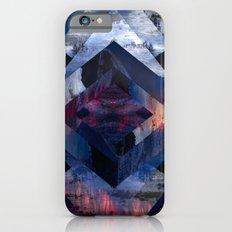 Blue Slim Case iPhone 6s