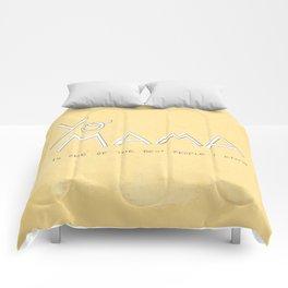 Yo Mama Is Tha Best / Yellow Comforters
