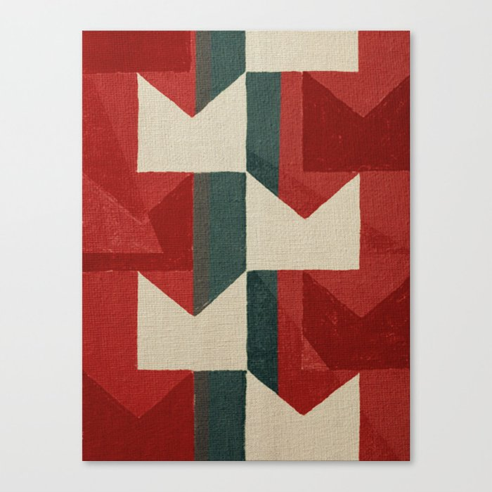 Playing With Volpi Canvas Print