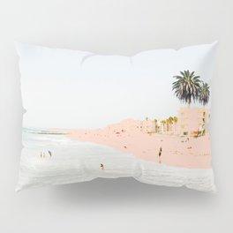 Pink Beach #society6 #decor #buyart Pillow Sham