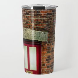 Vintage Station Entrance Travel Mug