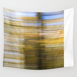 Forest Wipe – Wald-Wusch Wall Tapestry