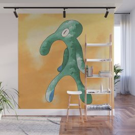 smvez x bold and brash Wall Mural