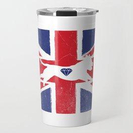 """Snatch"" Beth Bacon Collectible Designs no.1 Travel Mug"