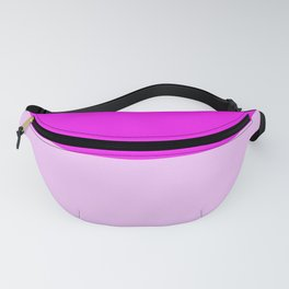 Rose and Pink Fanny Pack