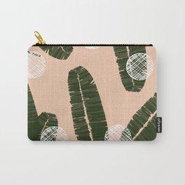 Palms & Dots #society6 #decor #buyart Carry-All Pouch
