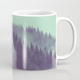 Adventure Awaits Forest Coffee Mug