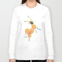 lsd Long Sleeve T-shirts featuring LSD Honey by XANTHIER