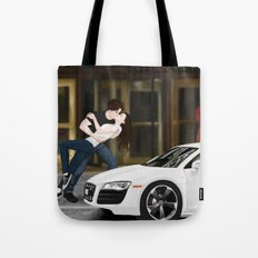 portland pda Tote Bag