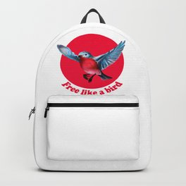 Free Bird#1 Backpack