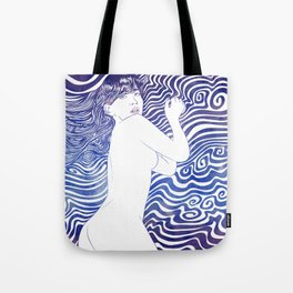 Water Nymph XXIV Tote Bag