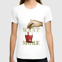 tea T-shirts featuring Tea by gazonula