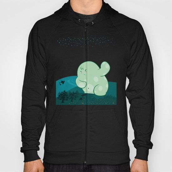 Revenge of the forest guardian Hoody