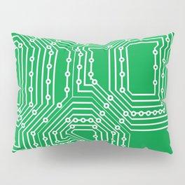 Computer board pattern Pillow Sham