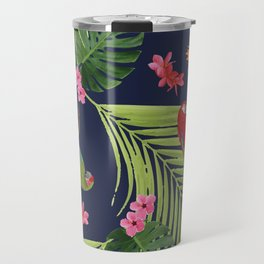 A Day Trip to the Belmont Estate #2, Parrot Paradise Travel Mug