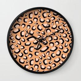 Sassy beasts 15 Wall Clock