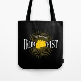 The Immortal Iron Fist Vintage Style Tote Bag