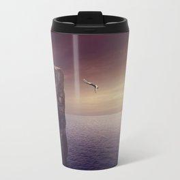 Cliff Metal Travel Mug