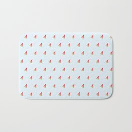 Watermelon Pattern Bath Mat
