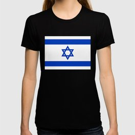 National flag of Israel T-shirt