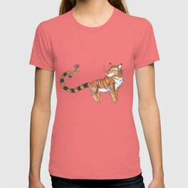 Striped Swooner T-shirt