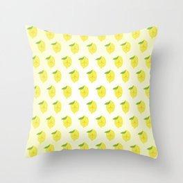 The Main Squeeze Throw Pillow