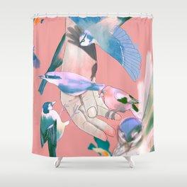 THTF Shower Curtain