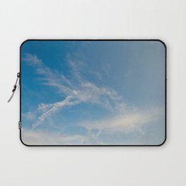 Hummingbird Cloud by Teresa Thompson Laptop Sleeve
