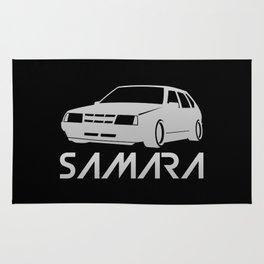 Lada Samara - silver - Rug