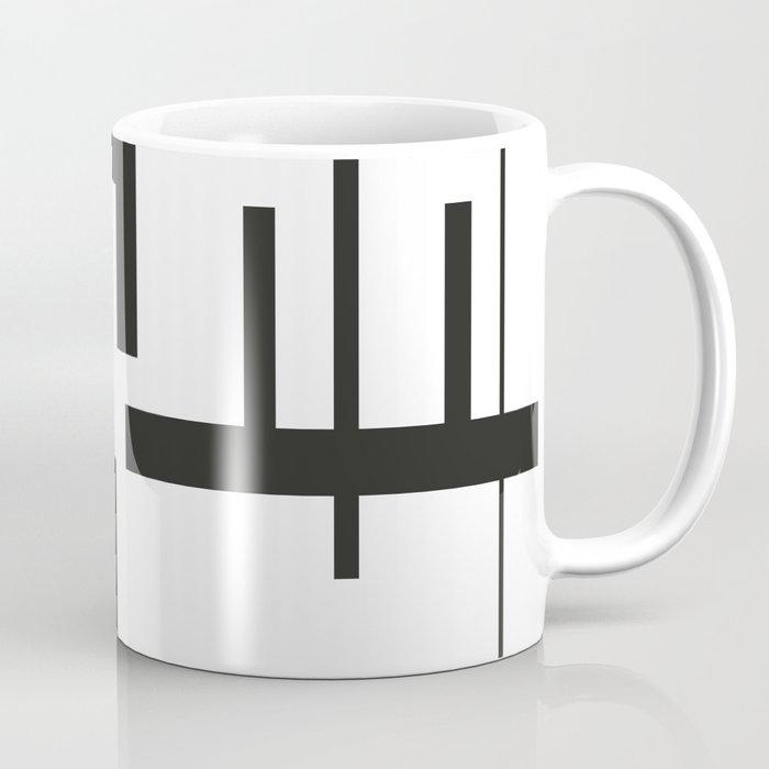 Lines #3 Coffee Mug